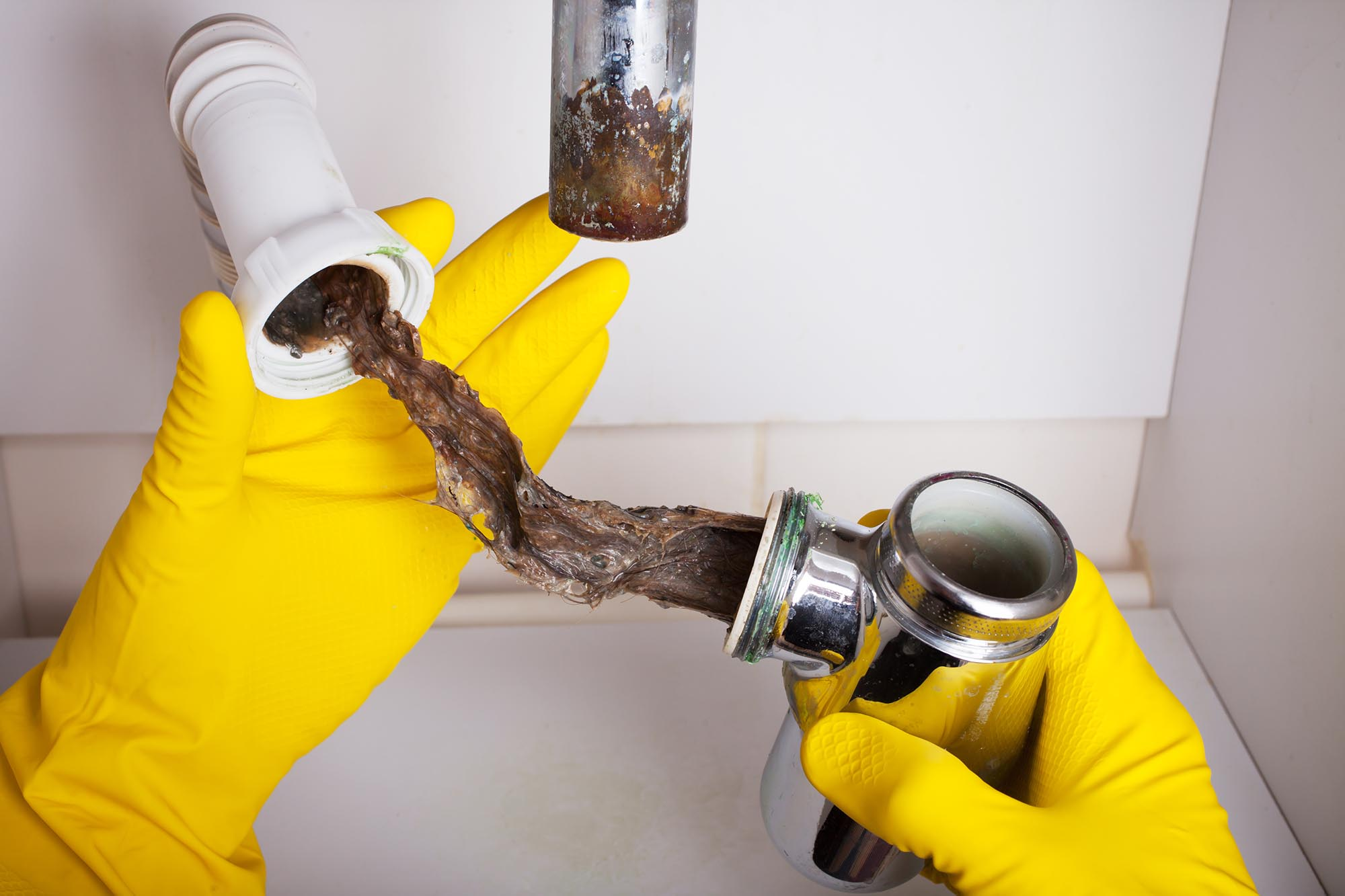 Drain Cleaning Services In Tampa