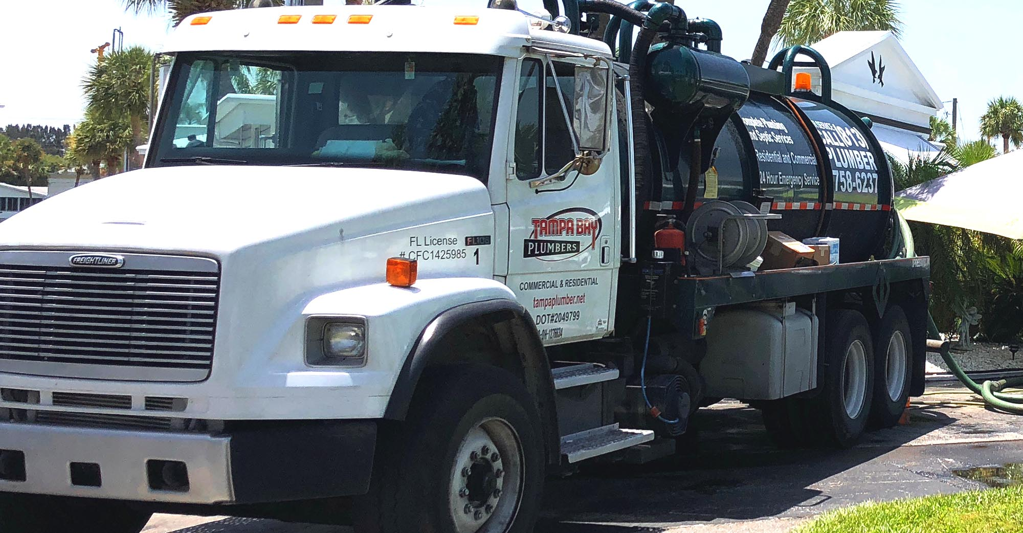 Septic Pumping Services In Tampa