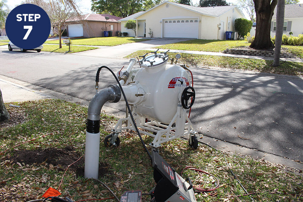 Sewer Repair Services In Tampa