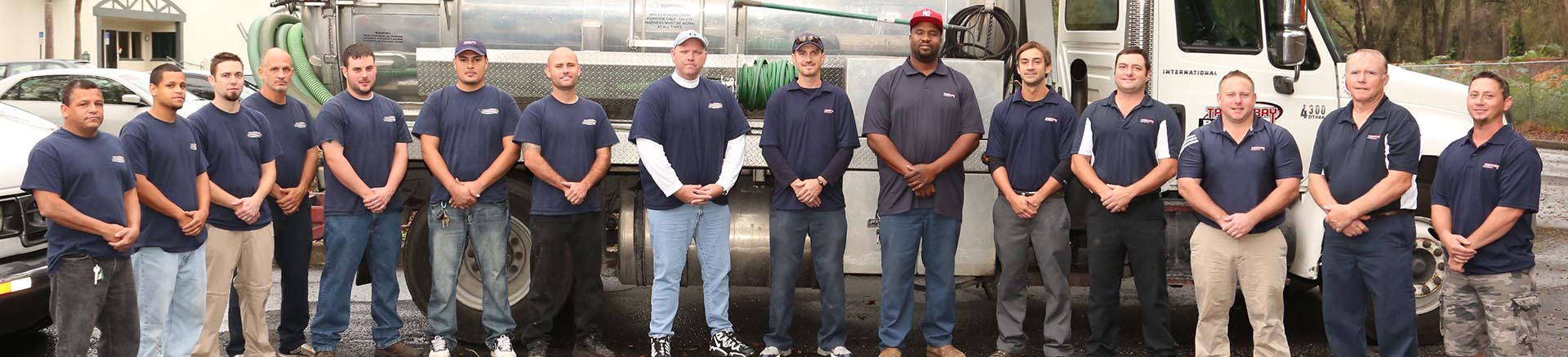 Tampa Bay Plumbers Plumbing Team